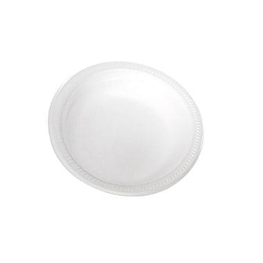 CKF Dynette Liteware Foam Plate