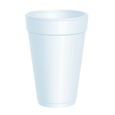 Dart® Conventional Drink Foam Cup