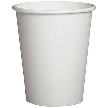 DixieMD – Gobelet pour boisson chaude en papier, 10 oz