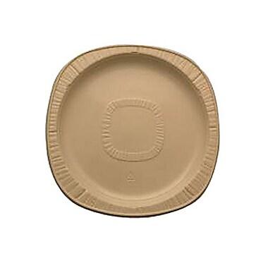 Polar Plastiques POLARONDE Polystyrene Thermoformed Dinnerware Plate