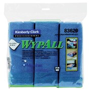 WYPALL – Chiffons en microfibres avec protection Microban