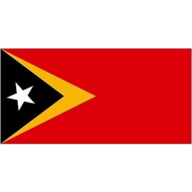 International Flag - East Timor
