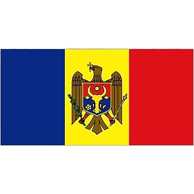 International Flag - Moldova