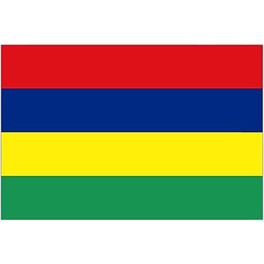 International Flag - Mauritius