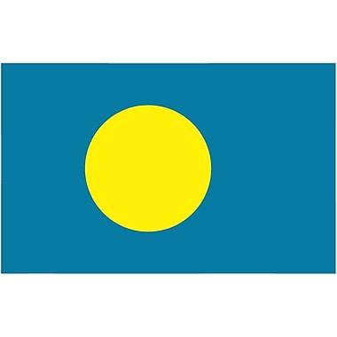 International Flag - Palau