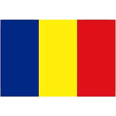International Flag - Romania