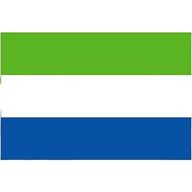 International Flag - Sierra Leone