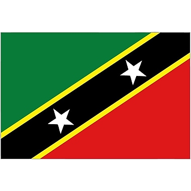 International Flag - St. Christopher - Nevis