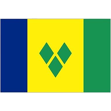 International Flag - St. Vincent & Grenadines