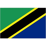 International Flag - Tanzania
