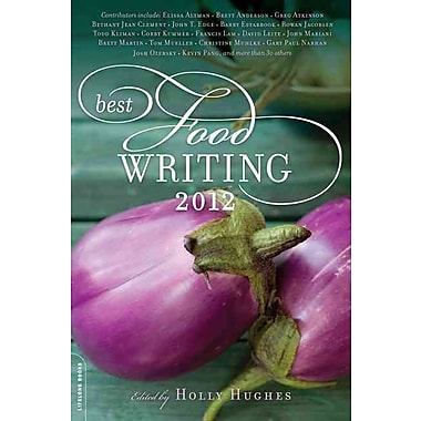 Best Food Writing Holly Hughes