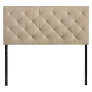 "Modway Theodore Queen 28"" x 61 1/2"" x 3 1/2"" Linen Tufted Headboards"