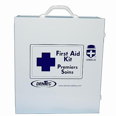 Shield – Trousse à la réglementation de premiers soins niveaux 2 et 3, Colombie-Britannique