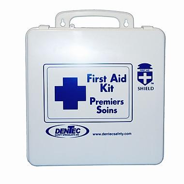 Shield Level #2 Regulation First Aid Kit, Saskatchewan, 10-39 Persons