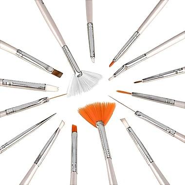 Insten® Nail Art Design Brush Set, 15/Pack