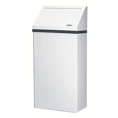 Frost – Conteneurs à déchets muraux, 50 L