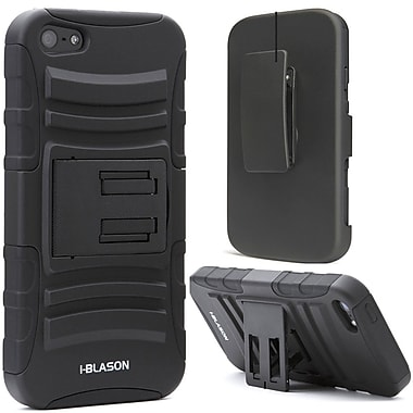 i-Blason Prime Series Dual Layer Holster Cases With Belt Clip For iPhone 5C