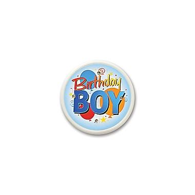 Birthday Flashing Button, 2-1/2