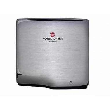 World Dryer® SLIMdri™ 110 - 240 V Surface-Mounted Automatic Hand Dryers