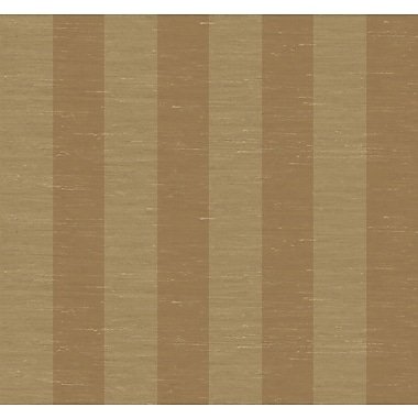 Inspired By Color™ Metallics 3 Wide Stripe Wallpapers