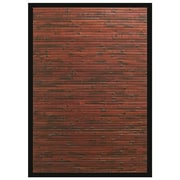 "Anji Mountain Area Rug Bamboo 2"" x 3"""