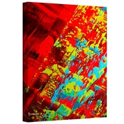 "ArtWall ""Springtime Celebration"" Gallery Wrapped Canvas Arts By Byron May"