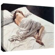 "ArtWall ""Drifting"" Gallery Wrapped Canvas Arts By John Worthington"
