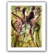 """ArtWall """"Windy Day"""" Unwrapped Canvas Arts By Ikahl Beckford"""
