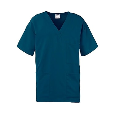 Medline Madison ave Unisex Scrub Top, Assorted Colors