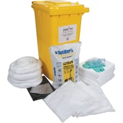 63-Gallon Mobile Spill Kits