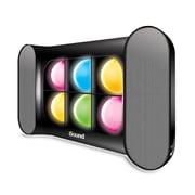 DreamGEAR – Haut-parleur mains libres Bluetooth iGlowSound Pro, avec lumières dansantes