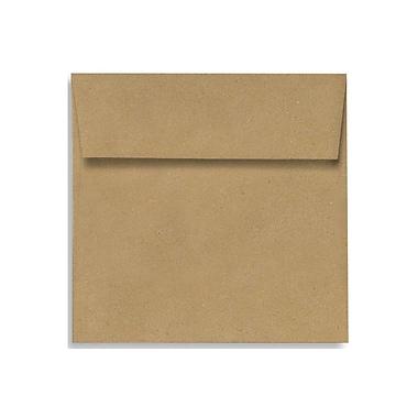 LUX ? Enveloppes carrées, 4 x 4 po, 70 lb, 50/boîte