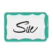 "C-Line Full Self-Adhesive Name Badges, 2.25"" x 3.5"",  100/Pack"