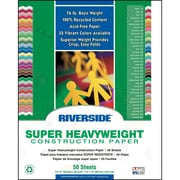 Pacon® Riverside® Groundwood Construction Paper (PAC103613)