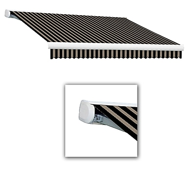 Awntech® Key West Right Motor Retractable Awnings, 12' x 10'