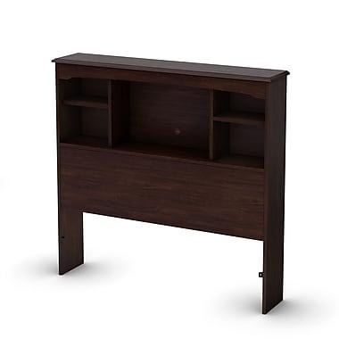 South ShoreMD – Tête bibliothèque pour lit simple de 39 po de la collection Willow