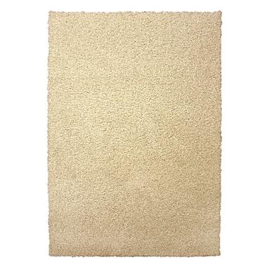 Lanart – Tapis décoratif à poil long Modern, beige
