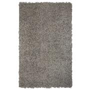 Lanart Shag-Ola Area Rug, Grey