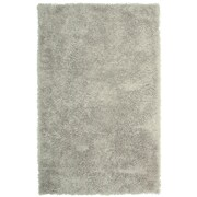 Lanart Soft Shag Area Rug, Grey