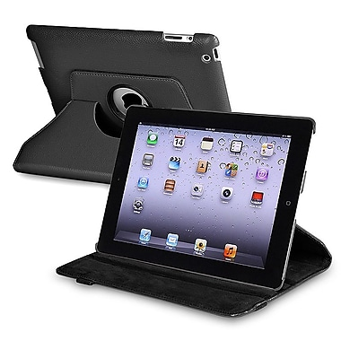 Insten® 360 Deg Swivel Cases For iPad 2/3/4