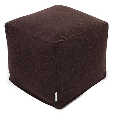 Majestic Home Goods Indoor Poly/Cotton Twill Wales Small Cubes