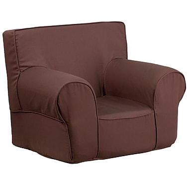 Flash Furniture Cotton Twill Small Solid Kids Chair