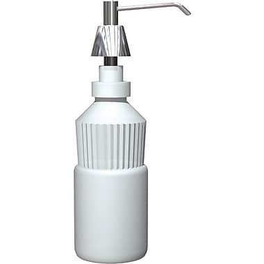 ASI – Distributeur de savon avec bec verseur, 20 oz, acier inoxydable