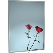 ASI Channel Frame Mirrors, Plate Glass