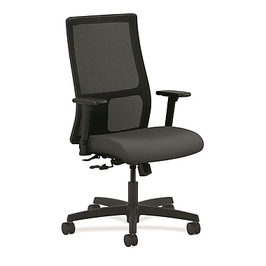 HON Ignition Mid Back Mesh Polyester Task Chair