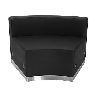 Flash Furniture Alon Concave Leather Soft Chair