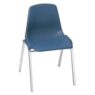 NPS® 8100 Series Poly Shell Stack Chairs