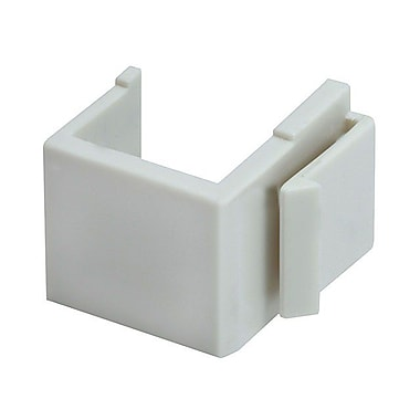 Monoprice® Blank Inserts For Wall Plate