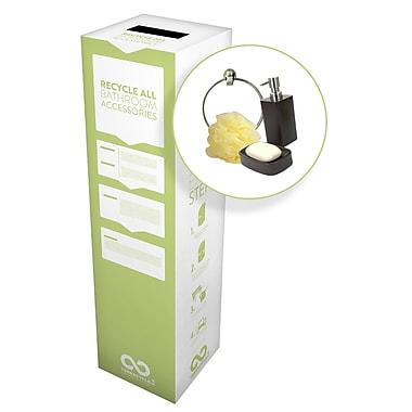 TerraCycleMD – Boîtes Zéro Déchet pour accessoires de salles de bains