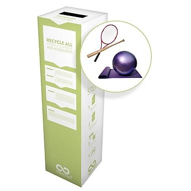TerraCycleMD – Boîtes Zéro Déchet pour équipement et accessoires de conditionnement physique